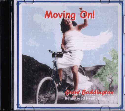 Hypnotherapy                                   Moving On CD or MP3
