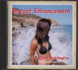 Hypnotherapy Breast                                   Enhancement CD or MP3