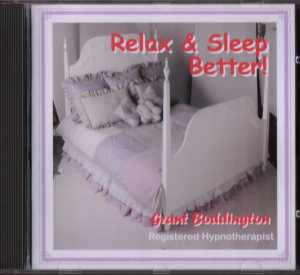 Hypnotherapy relax and sleep                                   better CD or MP3