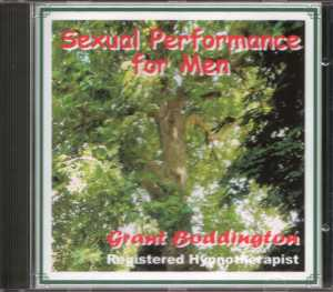 Sexual Performance for Men CD or                                   MP3